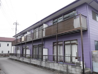 宇都宮市清原台 K様アパート 屋根・外壁塗装 施工後