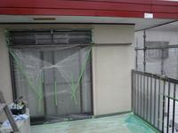 宇都宮市清原台 M様 屋根・外壁塗装(養生・下塗り)