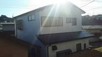 宇都宮市 N様邸 屋根外壁塗装(工事完了)