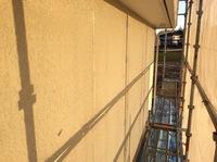 上三川町  S様邸  外壁塗装(高圧洗浄)