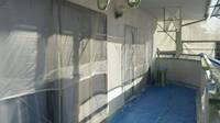 真岡市  N様邸  外壁塗装(下塗り)