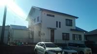 真岡市  N様邸  屋根・外壁塗装(完了)