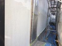 芳賀町 T様邸 外壁塗装(下塗り)