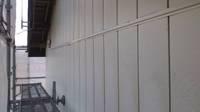益子町 O様邸 納屋外壁塗装(高圧洗浄)