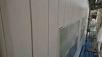 益子町 O様邸 納屋外壁塗装(下塗り)