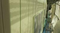 益子町 O様邸 外壁塗装(上塗)